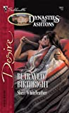 img - for Betrayed Birthright (Silhouette Desire) book / textbook / text book