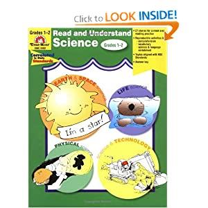 Read and Understand Science for Grades 1-2