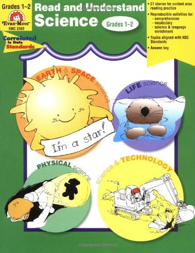 Read and Understand Science, Grades 1-2