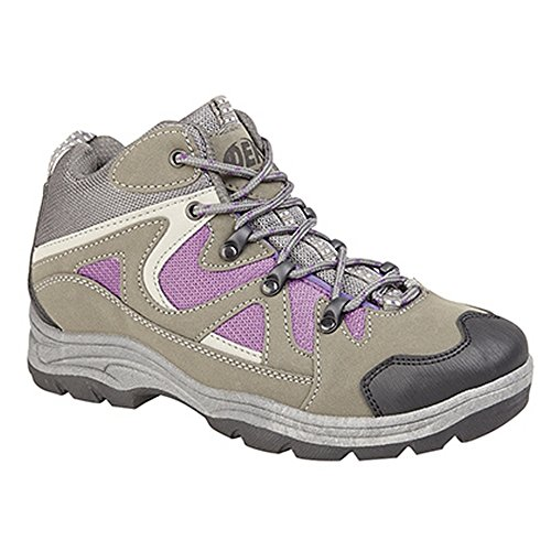 Dek Womens/Ladies Thirlmere Lace-Up Mid Ankle Trek & Trail Boots