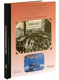 1929 Les Années-Mémoire