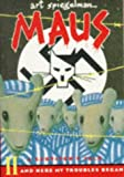 Maus: And Here My Troubles Began Pt. 2: A Survivor's Tale (Penguin Graphic Fiction, Band 2)