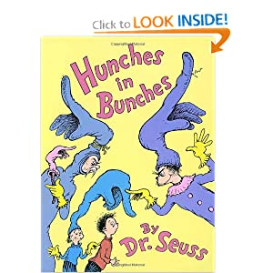 Hunches in Bunches (Classic Seuss) by