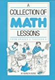 Collection of Math Lessons From Gr 3-6 (0201480409) by Burns, Marilyn