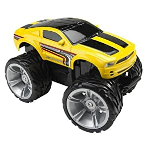 Tyco R/C Ford Mustang GT Big Rides 27 Mhz