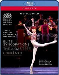 Macmillan Triple Bill: Royal Ballet 2010 [Blu-ray] by OPUS ARTE