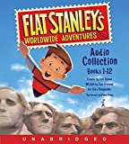 img - for Flat Stanley's Worldwide Adventures Audio Collection: Books 1-12 by Jeff Brown (2014-08-26) book / textbook / text book