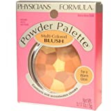 Inc., Powder Palette, Multi Coloured Blush, Blushing Mocha 3536, 0.17 oz (5 g)