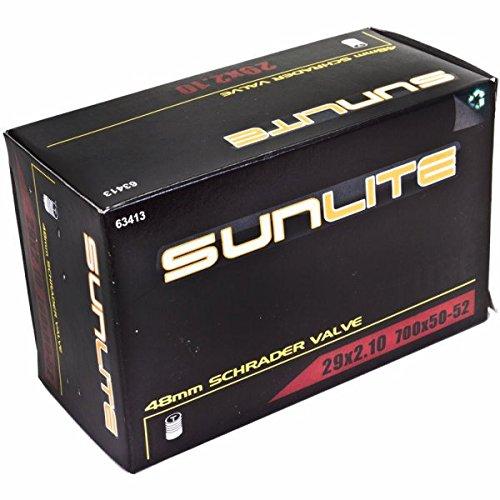 Sunlite Standard Schrader Valve Tube - 29