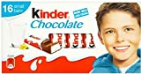 Kinder Chocolate Bar (16 per pack - 200g)