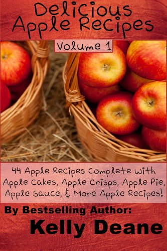 Delicious Apple Recipes cover