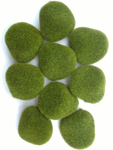 9-x-artificial-moss-stones-planter-decoration-accessory