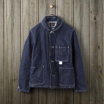 Deck Jacket Cone Mills Denim: Indigo