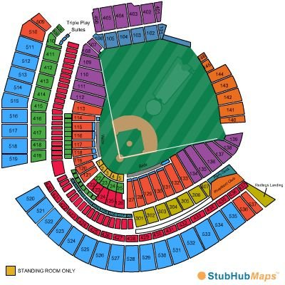 1 Ticket Cincinnati Reds Anaheim 4/1/13 Great