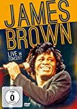 James Brown - Live in Concert (+ Audio-CD) [2 DVDs]