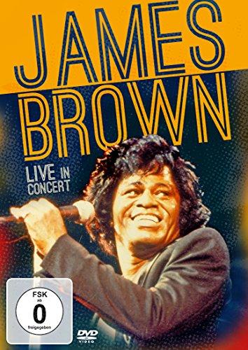 James Brown - Live in Concert (CD+DVD)
