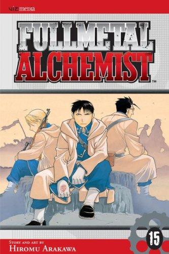 鋼の錬金術師 コミック15巻 (英語版)
