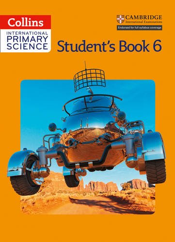 Collins International Primary Science - International Primary Science Student's Book 6 (Collins Primary Science)