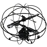 Flying Gadgets Robotic UFO 3 Channel IR Flying Ball RC