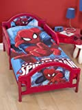 Spiderman 4 in 1 Ultimate City Junior Bundle Bed Set (Duvet, Pillow, Covers)