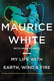 Book Cover: My Life with Earth, Wind & Fire