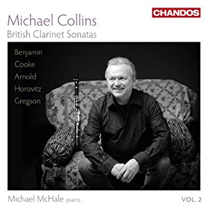 British Clarinet Sonatas, Vol. 2