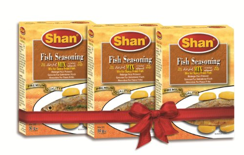 Shan Fish Seasoning Bundle (Indian Fish compare prices)