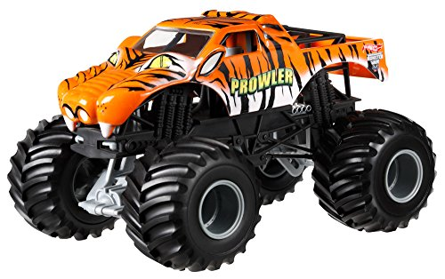 Hot Wheels Monster Jam Prowler Die-Cast Vehicle, 1:24 Scale (Die Cast 1 24 Truck compare prices)