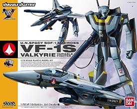 1/72 VF-1S バルキリー ロイ・フォッカー機 (超時空要塞マクロス)