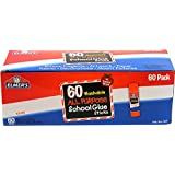 Elmer's Washable All-Purpose School Glue Sticks, (.24 oz each), Super Saver Value Pack Total of 120 Sticks