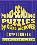 Mind-Bending Puzzles: Cryptorunes Knowledge Cards Deck (0764920332) by Pomegranate