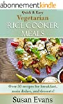 Quick & Easy Vegetarian Rice Cooker M...