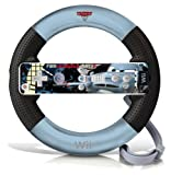 Wii Cars 2 Racing Wheel - Finn McMissile