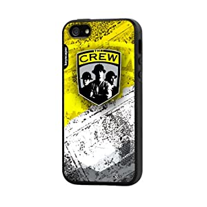 MLS Columbus Crew iPhone 5 5S Rugged Case by Keyscaper