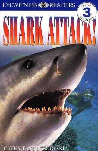 Shark Attack! (Eyewitness Readers - Level 3)