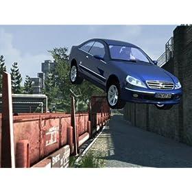 Crash لعبة سيارات حلوه