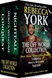THE OFF WORLD COLLECTION (Short, Steamy Science Fiction Romances) (Off-World Series)