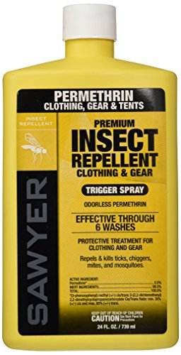 Sawyer Products Premium Permethrin Clothing Insect