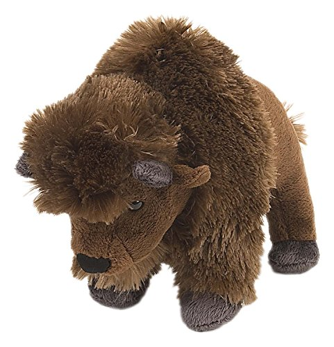 "Bison Cuddlekin 8"" by Wild Republic - 1"