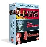 The Stepfather/Glengarry Glen Ross/The Last Seduction [DVD] [1992]