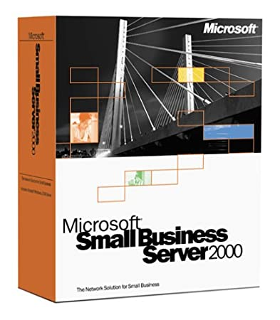SBS Small Business Server 2000