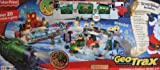 510A1MSAQtL. SL160  Geo Trax Christmas in Toy Town Remote Control TRAIN Set w Lights & Sounds! (ToysRUs Exclusive 2010)