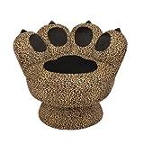 LumiSource Paw Chair, Leopard
