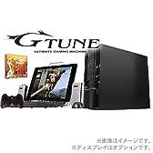 マウスコンピューター G-TUNE ゲームPC (P-D940 1024MB 250GB DVDスーパーマルチ GeForce7600GT 256MB) [NG-G3150LII-AZ]