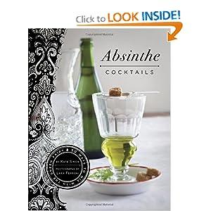 Absinthe Cocktails -  Kate Simon