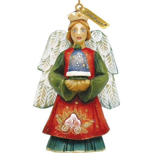 G.DeBrekht Angel Ornament