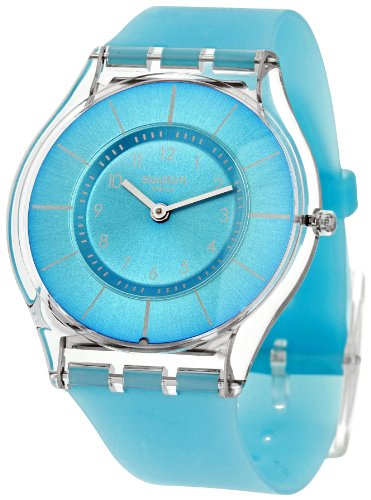 Swatch Women's STSFK363 SS2011 Blue Aluminum Dial Watch