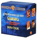 echange, troc Coffret Warner Bros Classics : Autant en emporte le vent / Casablanca / Le Docteur Jivago / Ben-Hur [VHS]