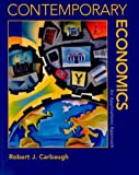 Contemporary Economics: An Applications Approach (0324002165) by Robert Carbaugh