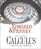 Calculus With Analytic Geometry (0130831077) by Edwards, C. H.